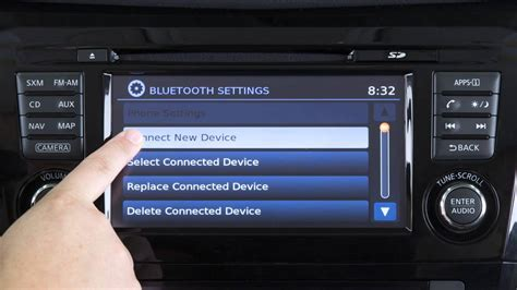 Freilauf Auto by How To Hook Up Your Nissan To Bluetooth Ingram Nissan