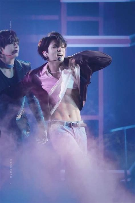 bts jungkook drops jaws   fit abs daily  pop news