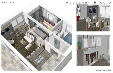 Apartments In Los Angeles 300 Other Designed By Arcadia Design Mulberry 300 Sq Ft