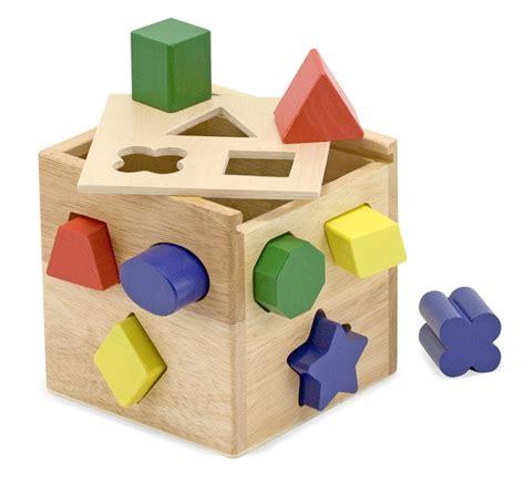Mainan Kayu Atham Toys Puzzle Sticker Becak shape sorting cube