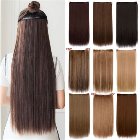 Jual Wig Rambut Palsu Surabaya hair extension wig rambut palsu model 50cm black jakartanotebook