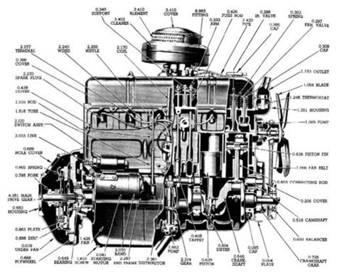 stock 350 engine diagrams the 1947 present chevrolet