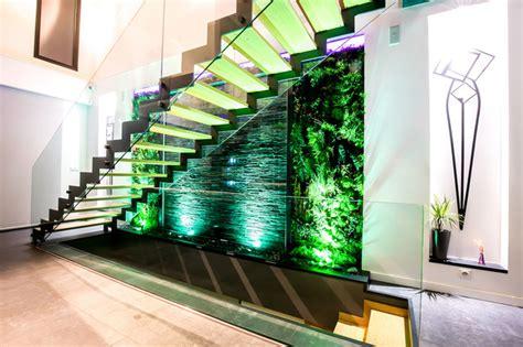 Escalier Dans Salon 5181 by Mur D Eau Mur V 233 G 233 Tal Stabilis 233