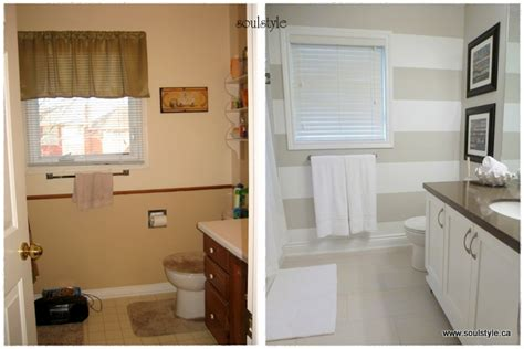 bathroom renovations before and after main bathroom renovation soulstyle interiors and design