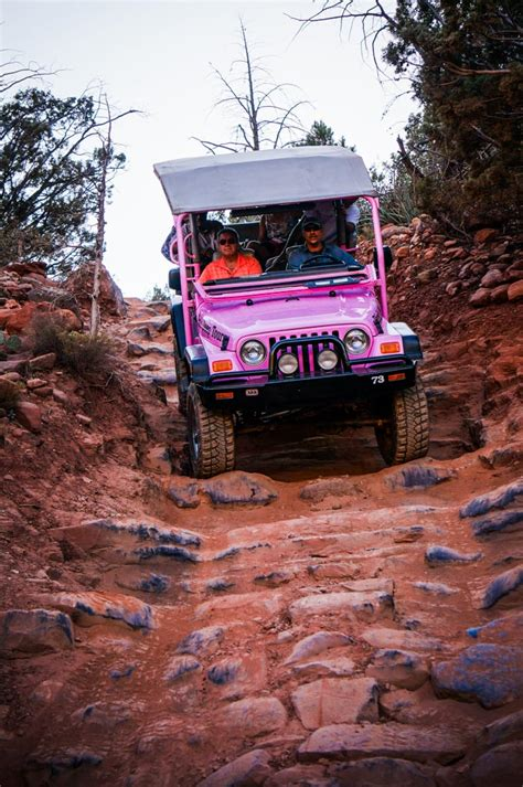 best jeep tours in sedona ramblin road with pink jeep tour sedona