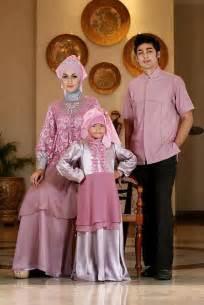 baju muslim keluarga model baju pesta muslim