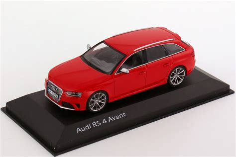 Audi Rs4 Datenblatt by 1 43 Audi Rs4 Avant B8 Faclift 2012 Misano Rot