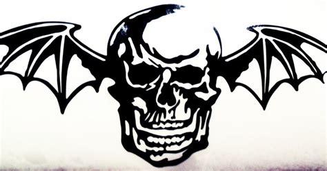 tribal style deathbat tattoo stencil tattooshunter com
