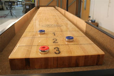 how is a shuffleboard table buying a shuffleboard table for dummiesmcclure tables
