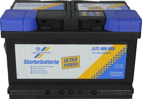 Auto Batterien by Autoteile Best Batterien
