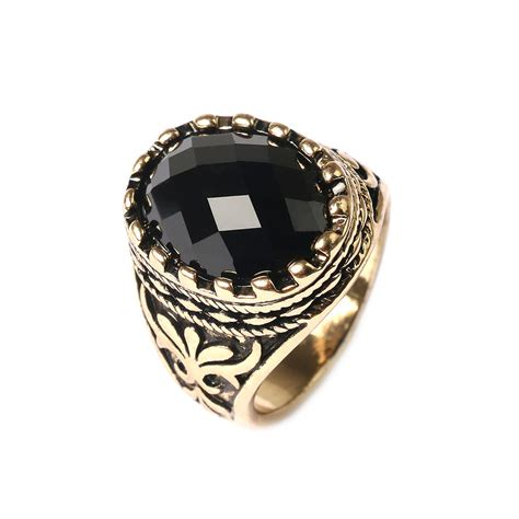 rings for jewelry big oval mens ring for jewelry vintage