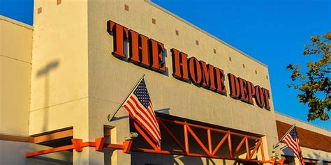 home depot sustainability and a fleet of forklifts