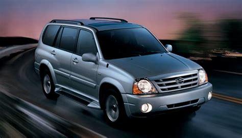 2005 suzuki xl 7 4wd ex 5 passenger suv review