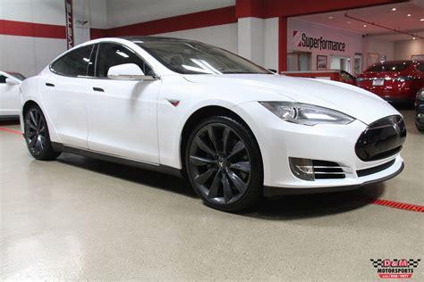 Tesla Ebay 2013 Tesla Model S P85 Ebay