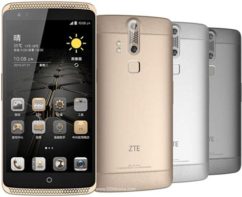 Hp Huawei Zte zte axon pictures official photos