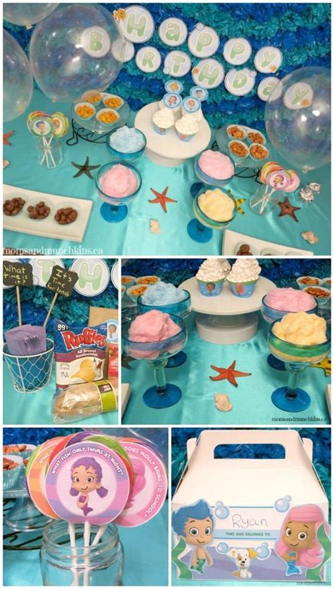 25 best ideas about bubble guppies party on pinterest 17 best images about bubble guppies party on pinterest