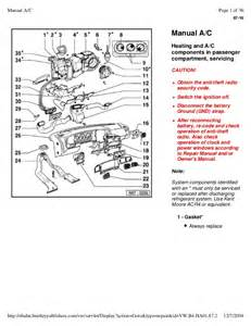 018 volkswagen passat official factory repair manual