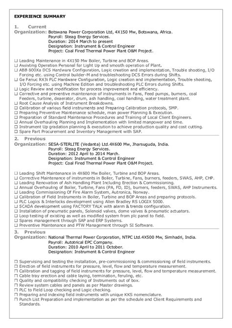 abroad resume format sle sle of resume for abroad 28 images resume for abroad