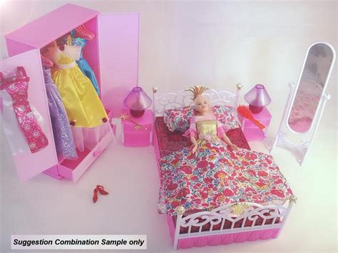 barbie doll bedroom barbie doll bedroom set barbie glam bedroom furniture and