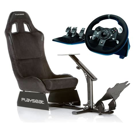 Gaming Chairs Adelaide by Playseat Evolution Alcantara With Improved Pedal Plate