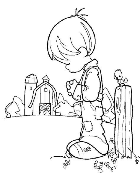 dibujos para colorear de nios orando imagui ni 241 os orando dibujos para colorear imagui