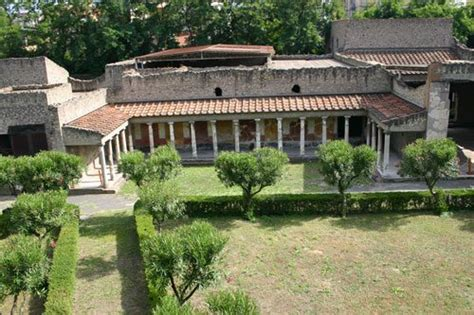 Spanish Style Home Design by An Ancient Roman Villa A Cultural Ideal Of Rural Life Pt