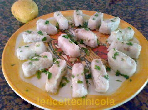 cucina dietetica ricette ricetta merluzzo le ricette di nicola