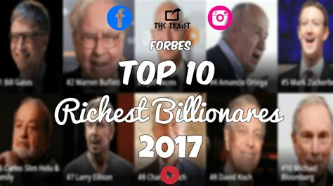 Forbes Rich List 2017 Meet The 10 Wealthiest In Africa Olutemiblog by Top 10 Richest Billionares Forbes 2017 The Ikaist