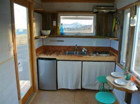 The Durango Tiny House on Wheels is a Minimalist Traveler