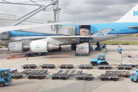 klm cargo and air cargo industry scrutiny