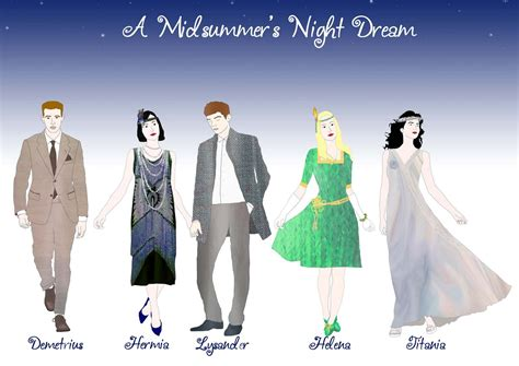 design your dream outfit costume design for a midsummer night s dream design