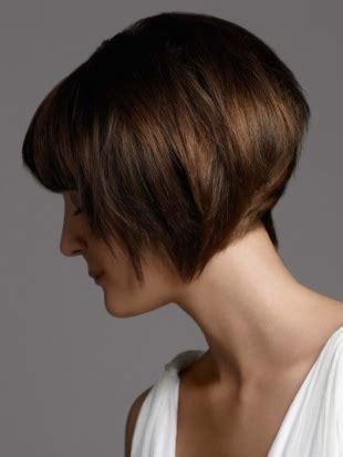 stylish wedge haircuts  short hair
