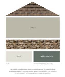 color set 3 outside of house pinterest colors brown roofs and bricks