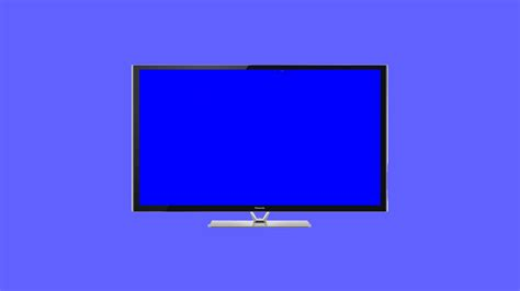 Tv Lsidi the made me a slideshow of colors on my