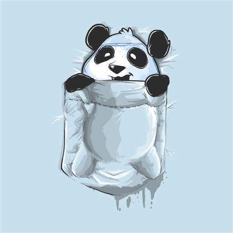 Tshirt Pocket Pandas pocket panda pocket t shirt teepublic