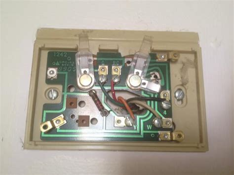 white rodgers mercury thermostat wiring diagram