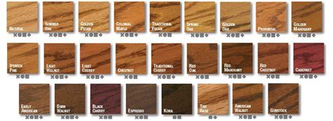 varathane stain colors varathane stains color chart droughtrelief org