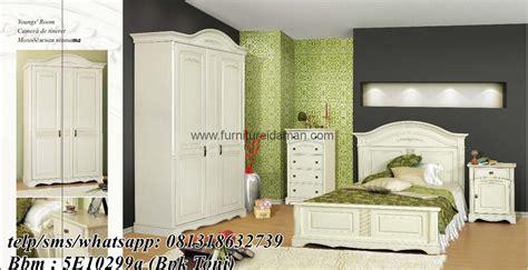 Jual Set Kamar Tidur by Jual Set Kamar Tidur Duco Mewah Furniture Idaman