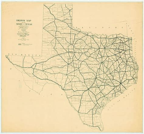 texas state highway 99 map file 1922 texas state highway map jpg wikimedia commons