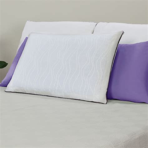 sears bed pillows sealy optimum optigel pillow sears