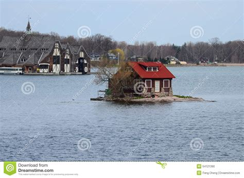 Mother In Law Cottage one small island and beach castle on st lawrence river