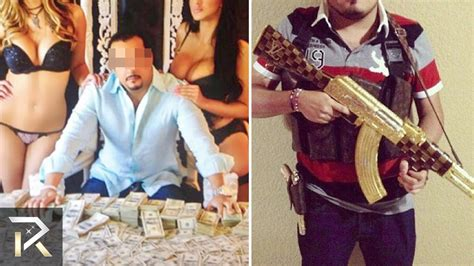 top celebrities leaders 10 of the richest criminal leaders in the world youtube