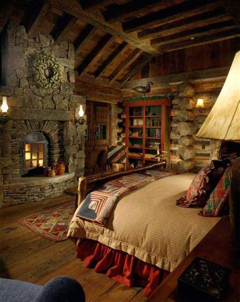 rustic cabin bedrooms 22 inspiring rustic bedroom designs for this winter