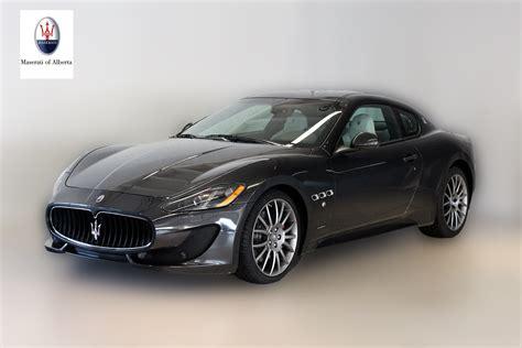 2013 Maserati Granturismo Sport Price 2013 Maserati Granturismo Sport 4 7 Maserati Of Alberta