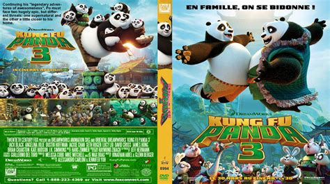 kung fu panda 3 dvd cover 2016 r0 custom