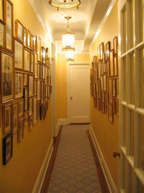 great wall decor ideas  hallways
