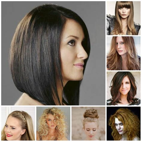 New Hairstyles 2016 Layered On Top by Image Gallery Trendy Haircuts 2016