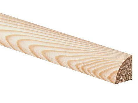 étagère quart de rond bois espace produits