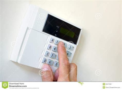 home security stock image image 20471961