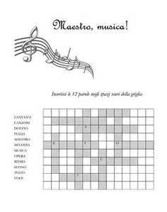 musical theme crossword clue free printable maria montessori simple quiz pdf http